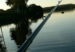 telescoping pole