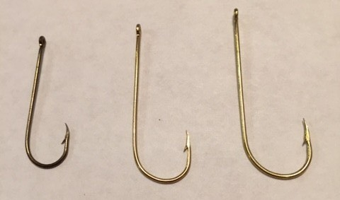 crappie fishing hooks